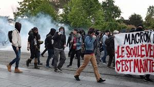 Seçimlerin hemen ardından protesto ettiler