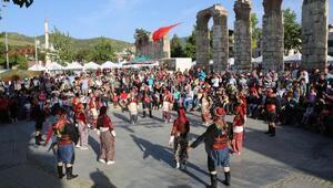 Selçukta Kantaron Festivali sona erdi