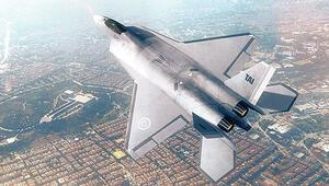 Milli savaş uçağında kontrat çarşambaya
