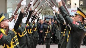 Kara Kuvvetleri Gösteri Takımı idef17de beğeni topladı