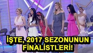 İşte Benim Stilim'de kim elendi 2017 İşte Benim Stilim finalistleri kimler oldu