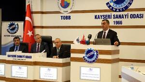 KAYSO: Üretim Reform Paketi,sanayiciyi destekleyen kapsamlı bir çalışma