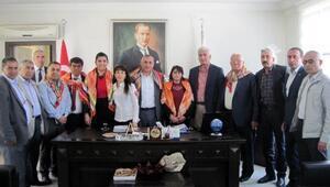 Yörük ve Türkmenler buluştu