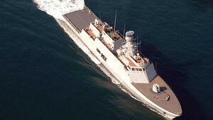 Pakistan'a Türkiye'den  'savunma gemisi'