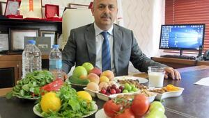 Dr. Kasapoğlu: Yemekler yavaş yenmeli ve iyi çiğnenmeli