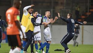 Fransa'da birinci lige son çıkan takım Troyes oldu