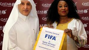 Qatar Airwaysten FIFAya 5 yıllık destek