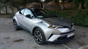 Toyota C-HR Avrupada 80,000 sipariş aldı