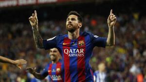 Resmen açıklandı Messi...