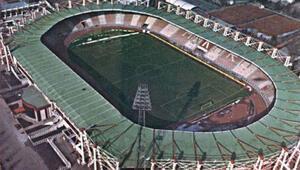 19 Mayıs Stadyumu yıkılıyor