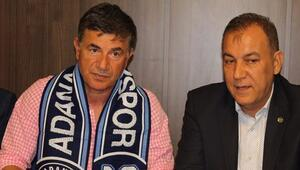 Adana Demirsporun yeni hocası açıklandı