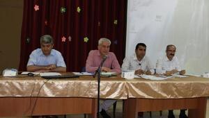 İslahiyede eğitim toplantısı