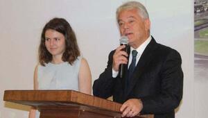 Ukraynalılar buluşlarını Marmariste sergiledi