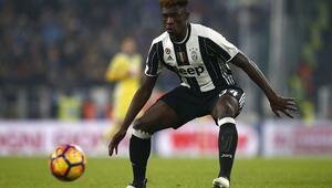 Moise Keanın babası Juventustan traktör istedi