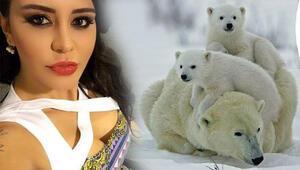 Ebru Polat ayı evlat edindi