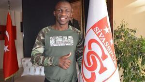 Sivassporun yeni golcüsü Koneden şampiyon mesajı