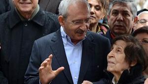Rahşan Ecevit'ten Kılıçdaroğlu'na destek mesajı