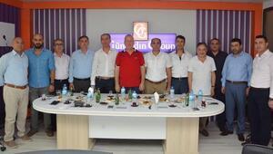 MÜSİAD İzmir Hizmetler Sektörleri Grubu toplandı