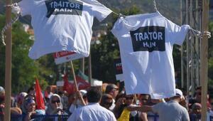 Heroya karşı traitor tişörtü