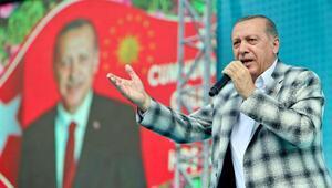 Cumhurbaşkanı Erdoğan Ispartada fabrika açtı (2)