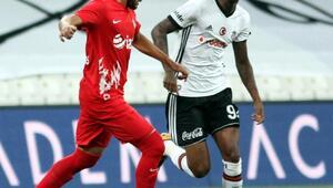 Beşiktaş-Antalyaspor: 2-0