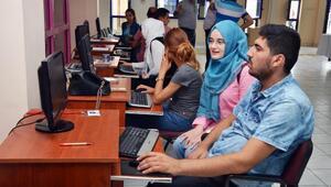 Kırıkkale Üniversitesinde öğrenci kayıtları başladı