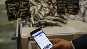 Balıklar, QR kodla kayıt altına alınıyor