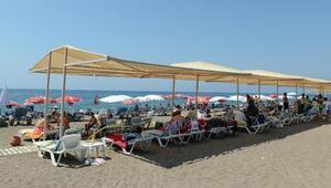 EKDAĞ Lara Plajı bu yazın gözdesi
