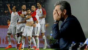 Kocaman yıkım Fenerbahçe Avrupada yok...