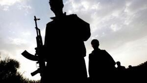 Diyarbakırda yol kesen PKK'lılar, bekçinin kardeşini öldürüp aracını yaktı