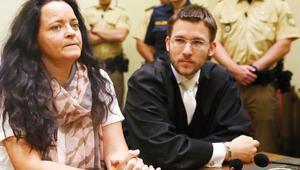 Neo-Nazi davasında sona doğru: 'Nazi gelini' için müebbet bekleniyor