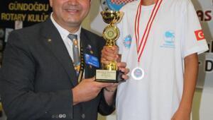 Türk Dama Şampiyonası İzmirde yapıldı