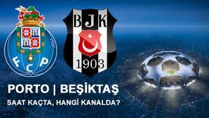 Porto Beşiktaş Şampiyonlar Ligi maçı bu akşam hangi kanalda saat kaçta canlı olarak yayınlanacak İşte maçın muhtemel 11leri