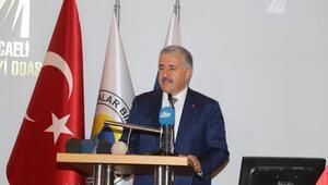 BakanArslan: Kocaeline 6 milyar 880 milyon lira yatırım yaptık