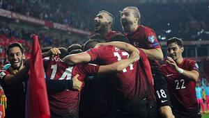 FIFA dünya sıralaması açıklandı Türkiye yükselişte...