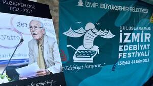 İzmir Uluslararası Edebiyat Festivali başladı