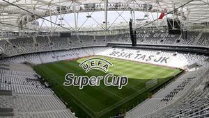 2019 Süper Kupa finali Vodafone Parkta