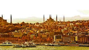 Ne imparatorluklar gördü bu şehir Tüm otoritelerden, güçlerden üstündür...