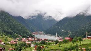 Trabzona yapay 3 yeni Uzungöl yapılacak