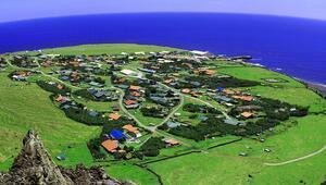 Dünyanın en zor ulaşılan yeri: Tristan da Cunha