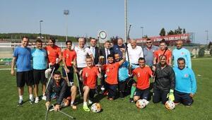 Avrupa Ampute Futbol Şampiyonası başlıyor