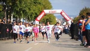 EKERin koşusu çocuklara umut olacak