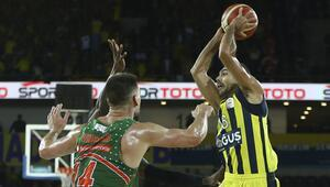 Cumhurbaşkanlığı Kupasında zafer Fenerbahçenin