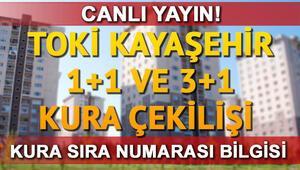 TOKİ Kayaşehir 2017 1+1, 2+1 ve 3+1 kura sonuçları açıklandı... İşte TOKİ kura sonuçları
