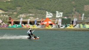 Akyakada kitesörf heyecanı başladı
