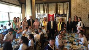 Yenişehir Lions Kulübü çocukları mutlu etti