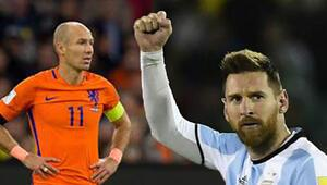 Hollanda üzüldü, Arjantin sevindi... Ünlü yıldız milli takımı bıraktı