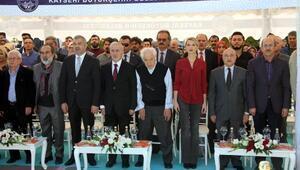 Kayseri 1inci Kitap Fuarı törenle açıldı