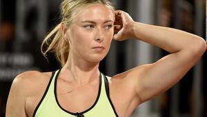 Sharapova ilk turdan veda etti