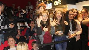'Bir Nefes Yeter' filminin Bursa galasına büyük ilgi